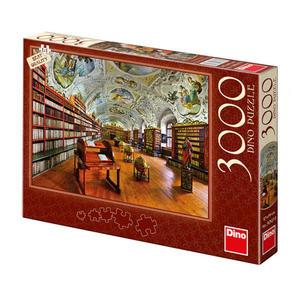 Obrázok Puzzle Teologický sál: Strahovská knihovna