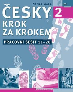 Obrázok Česky krok za krokem 2 Pracovní sešit 11-20