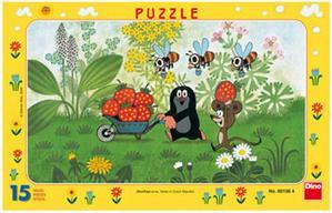 Obrázok Puzzle Krtek na výletě