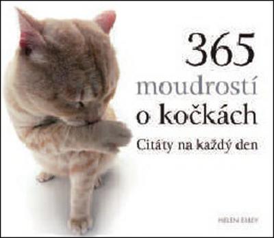 Obrázok 365 moudrostí o kočkách