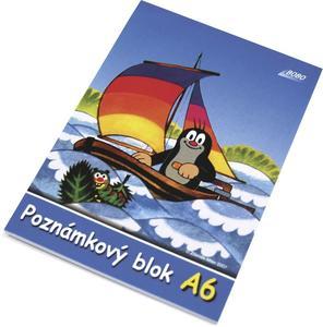 Obrázok Blok KRTEK A6 čistý