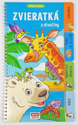 Obrázok Zvieratká z divočiny