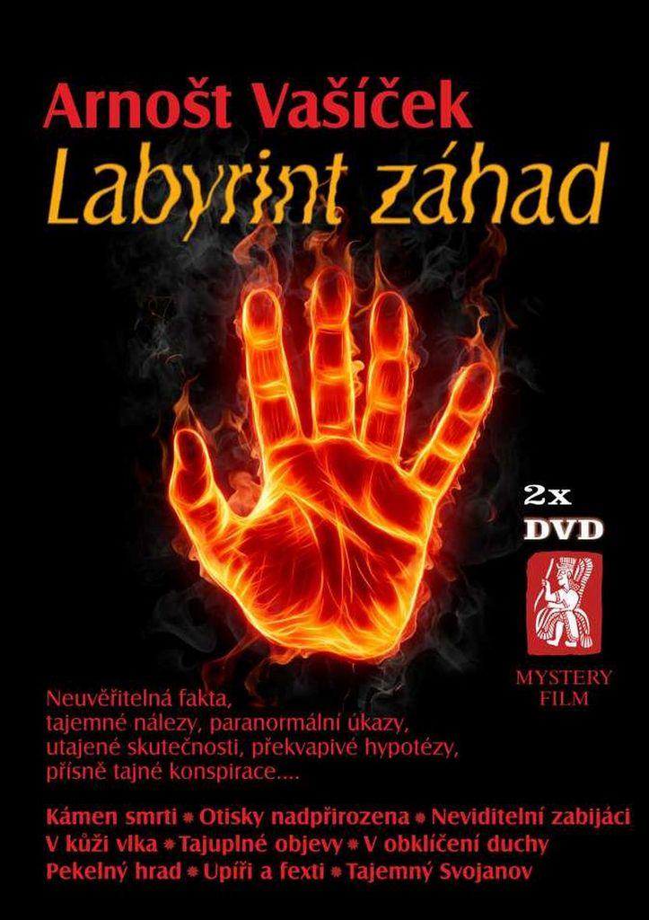Labyrint záhad - Arnošt Vašíček