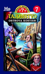Obrázok Tajomstvo Ostrova kostier (Traja pátrači 7)