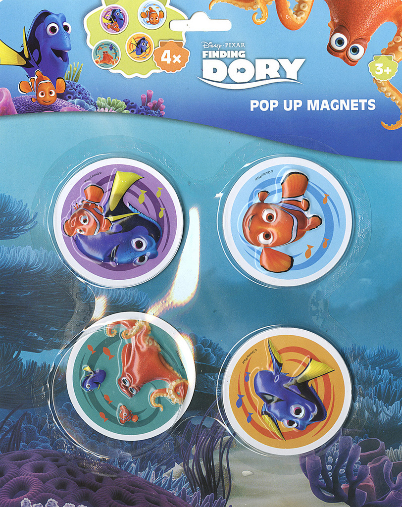 Magnet Hledá se Dory