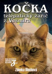 Obrázok Kočka telepatický zářič z Vesmíru