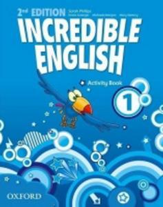 Obrázok Incredible English 2nd Edition 1 Activity Book