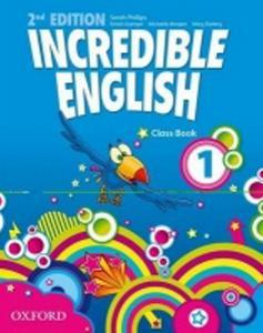 Obrázok Incredible English 2nd Edition 1 Class Book