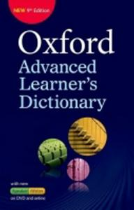 Obrázok Oxford Advanced Learner´s Dictionary 9th Edition PB + DVD-ROM Pack with Online A