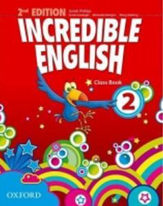 Obrázok Incredible English 2nd Edition 2 Class Book