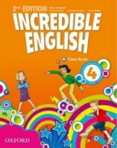 Obrázok Incredible English 2nd Edition 4 Class Book