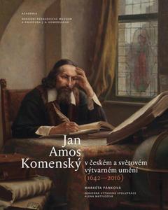 Obrázok Jan Amos Komenský v českém a světovém výtvarném umění