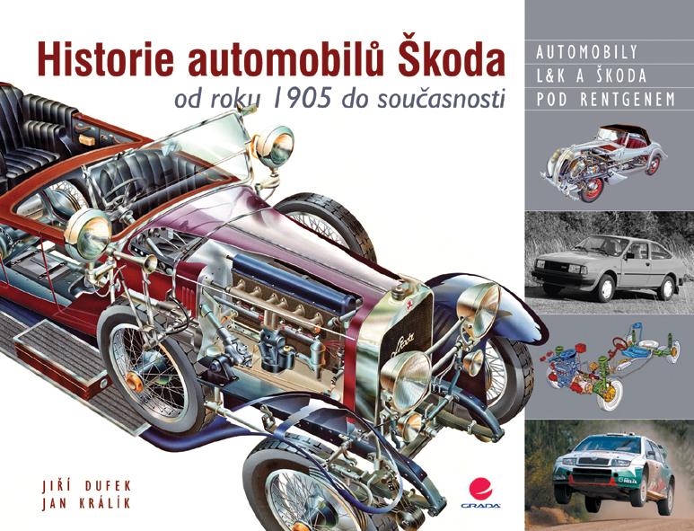 Historie automobilů Škoda - Jan Králík, Jiří Dufek