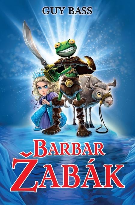 Barbar Žabák - Guy Bass