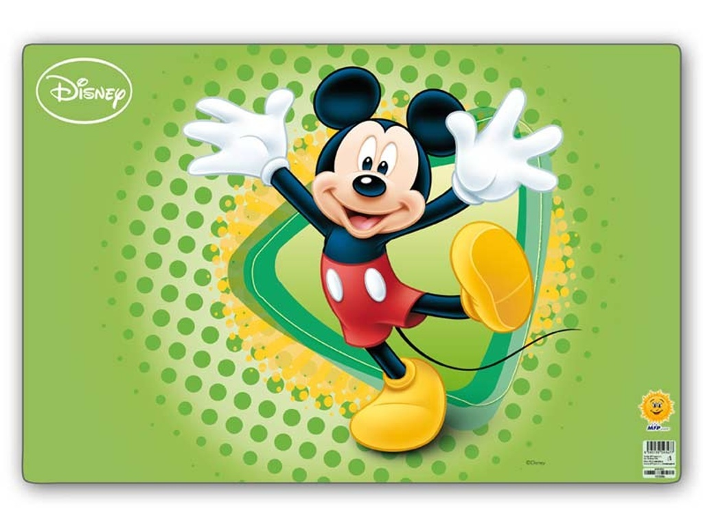 Podložka MFP na stůl 60 x 40cm Mickey