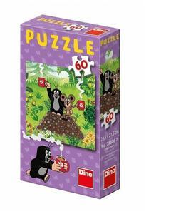 Puzzle Jak krtek uzdravil myšku