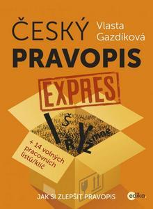 Obrázok Český pravopis expres