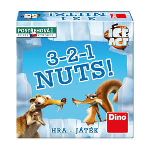 Obrázok 3-2-1 Nuts!