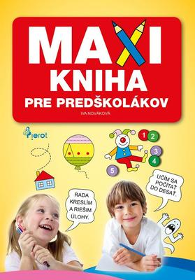 Obrázok MAXI KNIHA Pre predškolákov