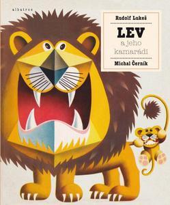 Obrázok Lev a jeho kamarádi