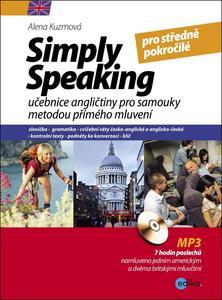 Obrázok Simply speaking pro středně pokročilé + CD