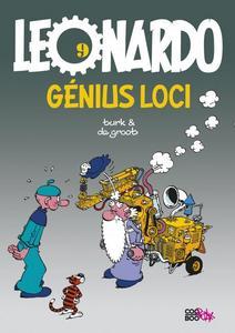 Obrázok Leonardo 9 Génius loci