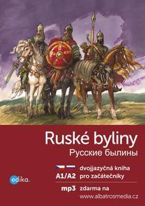 Obrázok Ruské byliny Russkie byliny (dvojjazyčná kniha)