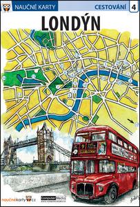 Obrázok Naučné karty Londýn