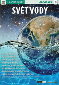 Obrázok Naučné karty Svět vody