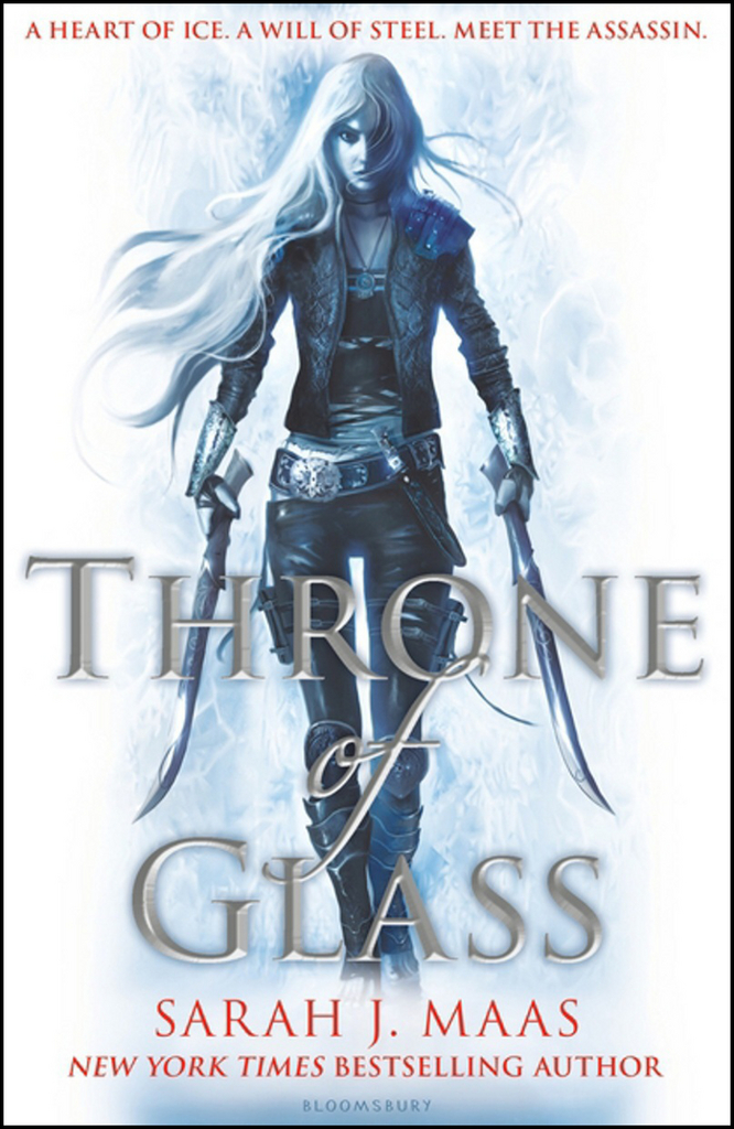 Image result for throne of glass [book]
