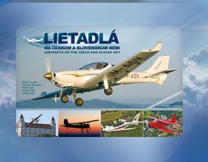Obrázok Lietadlá na českom a slovenskom nebi