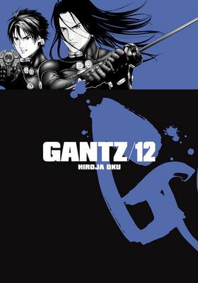 Obrázok Gantz 12