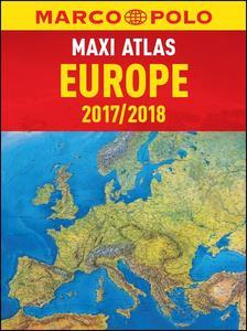 MAXI ATLAS Evropa 2017/2018 1:750 000