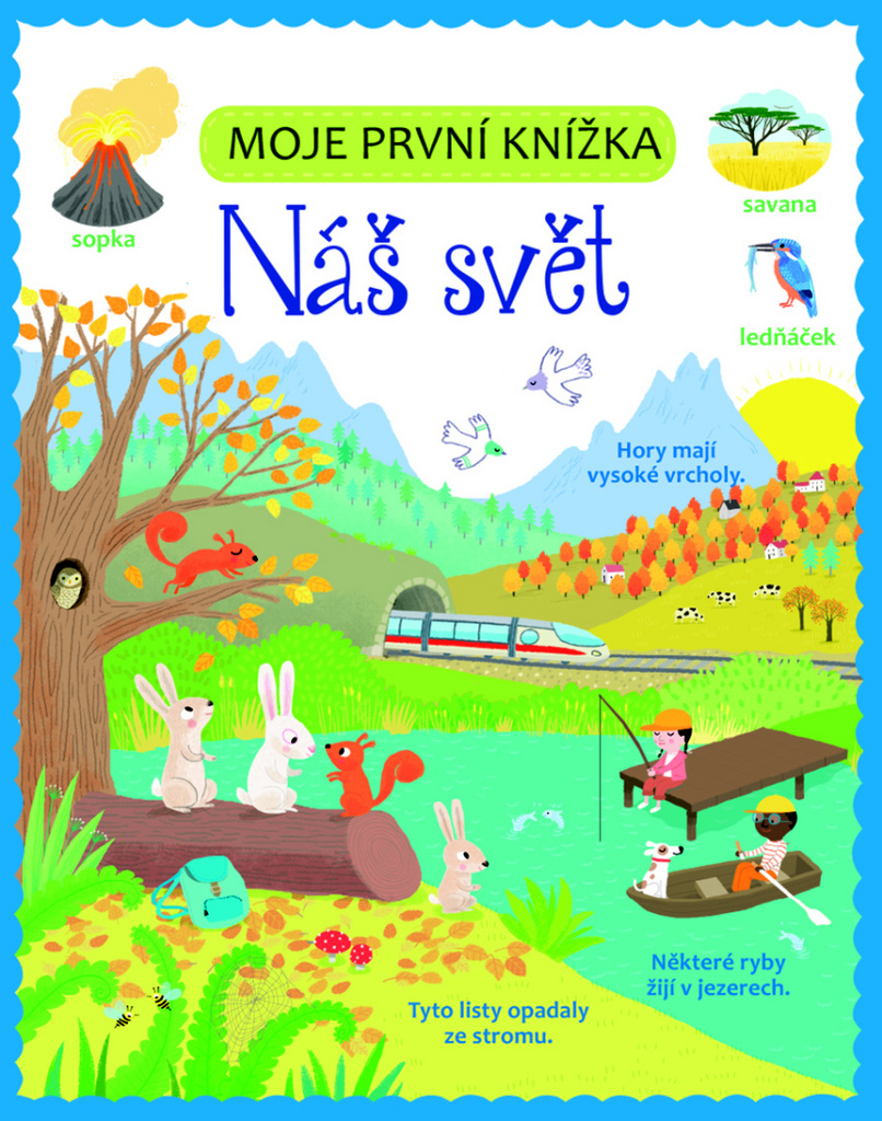 Moje první knížka Náš svět