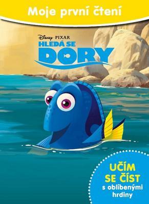 Moje první čtení Hledá se Dory