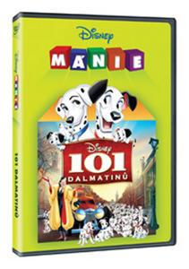 Obrázok 101 Dalmatinů Disney mánie