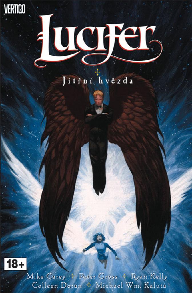 Lucifer Jitřní hvězda - Mike Carey