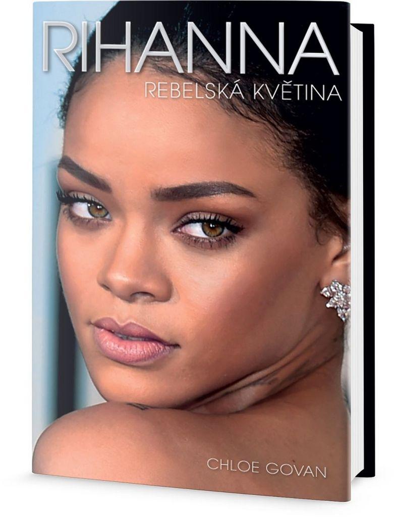 Rihanna Rebelská květina - Chloe Govan