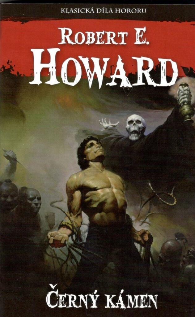 Černý kámen - Robert E. Howard