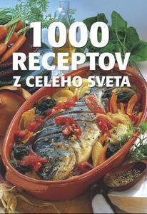 Obrázok 1000 receptov z celého sveta