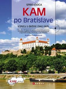 Obrázok Kam po Bratislave (Sprievodca)