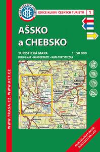 Obrázok KCŤ  1 Ašsko a Chebsko