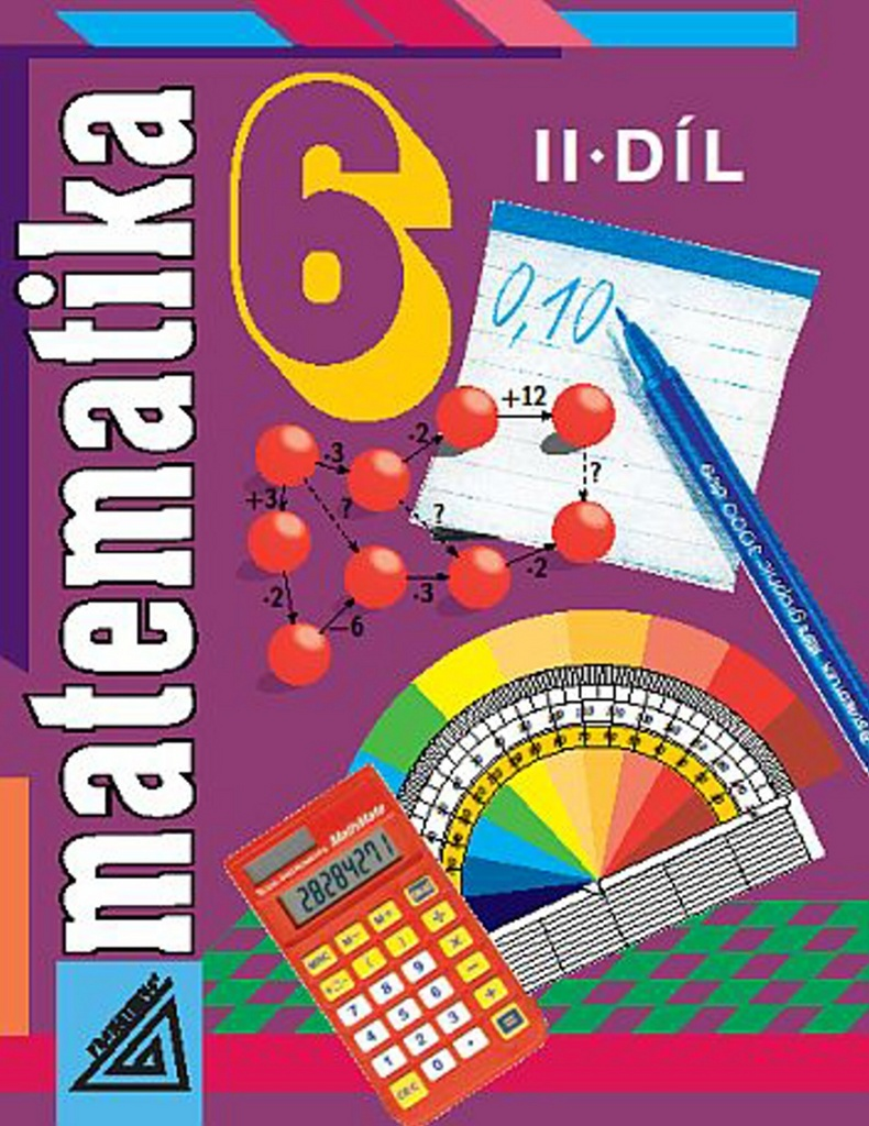 Matematika 6 II.díl - Alena Šarounová