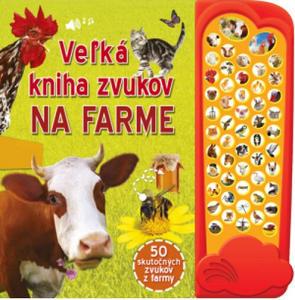 Obrázok Veľká kniha zvukov na farme
