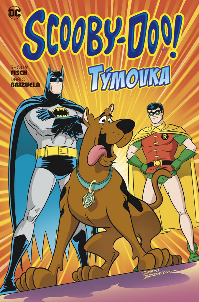 Scooby-Doo! Týmovka - Dario Brizuela, Sholly Fisch