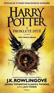 Harry Potter a prokleté dítě (Speciální vydání pracovního scénáře)