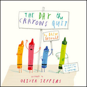 Obrázok The Day the Crayons Quit