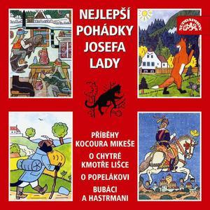 Obrázok Nejlepší pohádky Josefa Lady