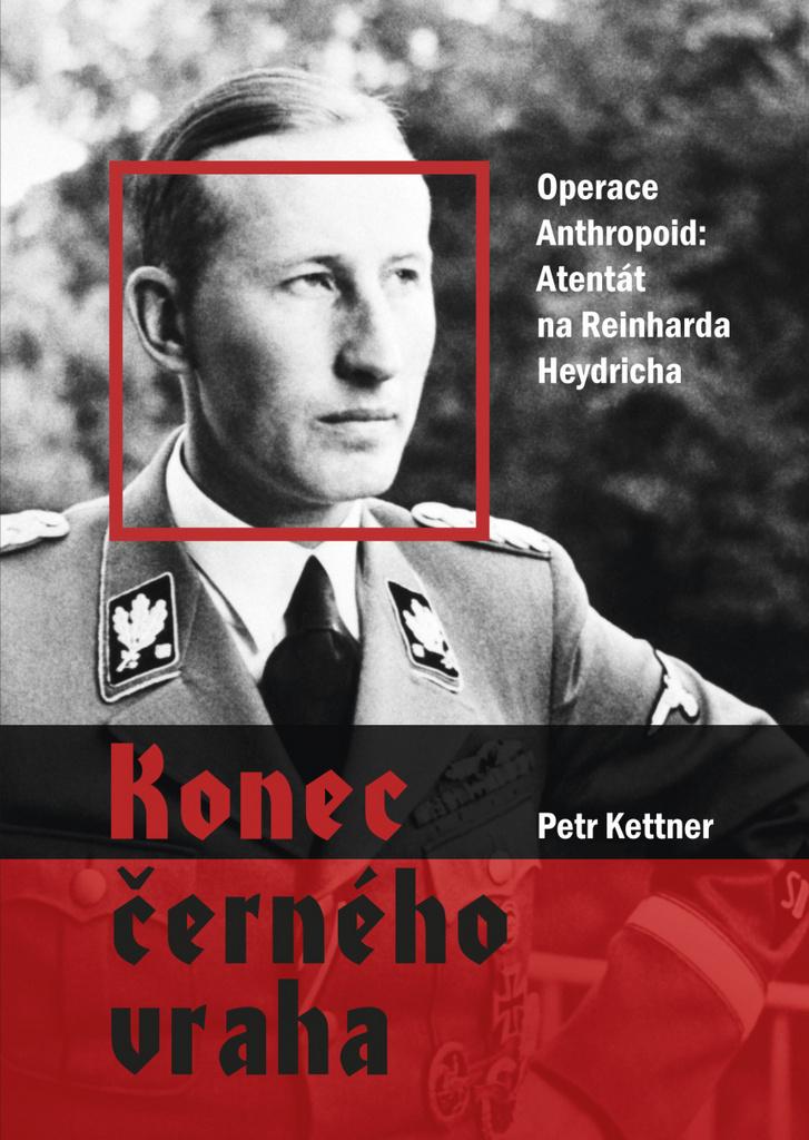 Konec černého vraha - Petr Kettner