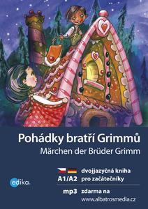 Obrázok Pohádky bratří Grimmů Märchen der Brüder Grimm (A1/A2)